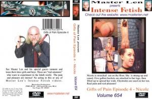 Gifts of Pain 4: Nicole - ML654