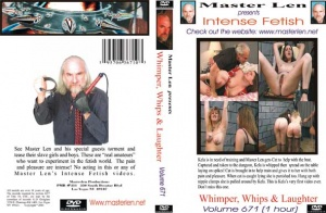 Whimper, Whips & Laughter - ML671