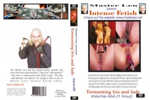 Tormenting Iris & Jade - ML666