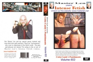 Cottn Candy's Punishments - ML653