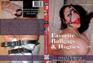 Favorite Ballgags & Hogties - JMV10