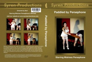 Paddled by Persephone - syp089