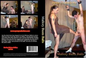 Mallory Busts Balls - syp130