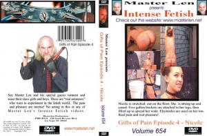 Gifts of Pain 4: Nicole - ML654