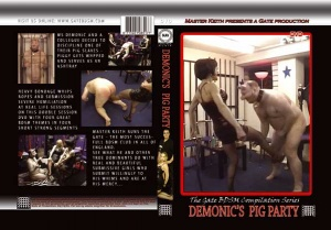 Demonic's Pig Party - mk007