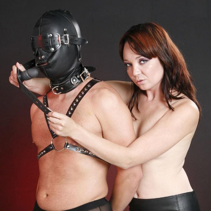 nieuwe dominatrix borst