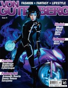 Von Gutenberg magazine 4 - VG4