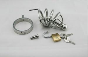 Stainless Steel open kuisheidskooi - chas2