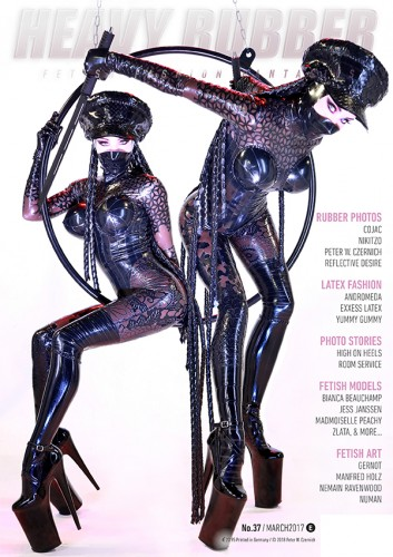 Heavy Rubber 37 - hr-037