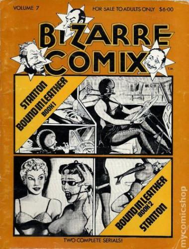 Bizarre Comix 7 - stanton 7