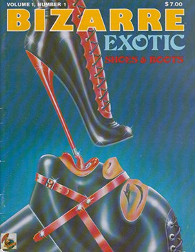 Bizarre Exotic Shoes & Boots - be_schoes