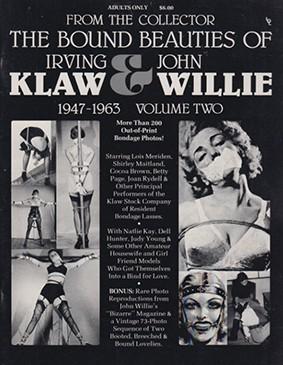 Bound Beauties of Irvin Klaw & John Willie 1947 - 1963 - klaw_willie
