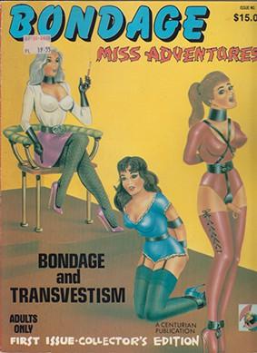 Bondage Miss Adventures - missadventure