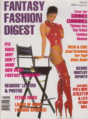 Fantasy Fashion Digest # 5 - ffd5