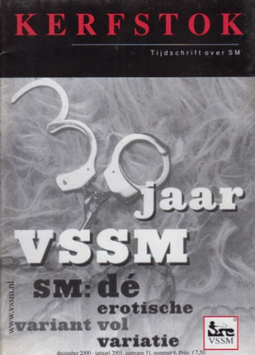 Kerfstof jubileum editie - kerf2000